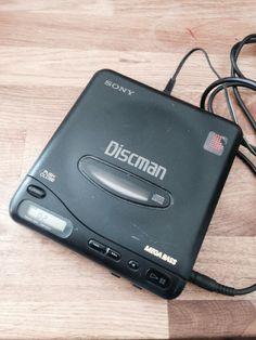 Sony Discman d11