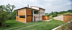 Private house in the foothills - A project by Filippo Caprioglio