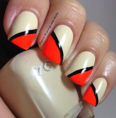 Fierce Makeup and Nails: Twinsie Tuesday: Color Club Wham! Pow!