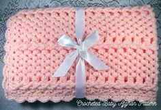 Lattice Hearts Baby Afghan pattern by the Jewell's Handmades Baby Knitting Patterns, Baby Afghan Patterns, Baby Afghans, Baby Blankets, Crochet Afghans, Crochet Blankets, Crochet Toys, Free Crochet, Crochet Baby Blanket Free Pattern