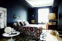 This+is+Happening:+Moody+Blue+via+@domainehome