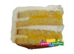 Kremalı Limonlu Pasta Tarifi, Pasta Tarifleri, Limonlu Pasta Tarifi http://www.renkliyemektarifleri.com.tr/kremali-limonlu-pasta/