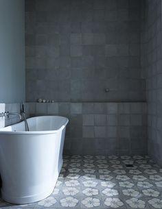 El baño principal - AD España, © Gentl and Hyers