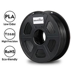 Relieving Heat And Thirst. 1kg Spool 2.2 Lbs - Dimensional.. 1.75mm Light Blue Pla 3d Printer Filament