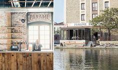 Le Paname Brewing Company, 41 Quai de la Loire 75019 Paris. Tous les jours de 10h à 2h. Cuisine de 11h à 23h.