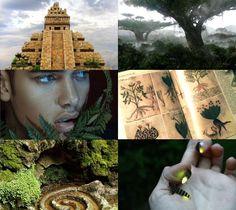 Harry Potter Aesthetics ➤ Wizarding school: Castelobruxo #1
