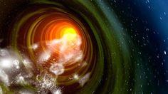 Extrem, aber überstehbar: Physiker haben untersucht, ob ein physikalisches Objekt die Passage durch ein Wurmloch überstehen könnte, ohne von den gewaltigen Kräften in seine Elementarteilchen zerleg…