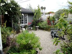 Image of: Landscaping With Gravel And Mulch
