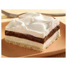 Many sugar free desserts!
