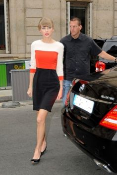 Celebrity Street Style Taylor Swift 19