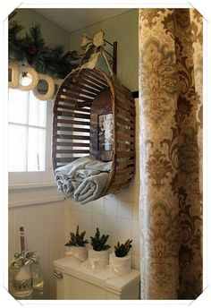 idee originali per portaasciugamani
