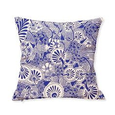 Find More Pillow Case Information about 45cm*45cm Comfortable Classic blue and white Throw Wedding Cushion Pillow Case Cover Blue Flower Shape Rhombus Cotton Linen Home,High Quality home wing,China home comfort linen Suppliers, Cheap home security system gsm from 7 Color Sunflower on Aliexpress.com