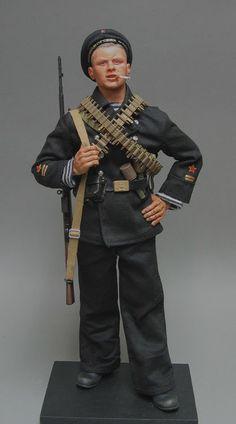 Ruskie Soldier