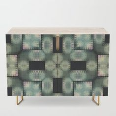 Sunday Samba Credenza Ice Cube Trays, Samba, Credenza, Decorative Boxes, Sunday, Home Decor, Domingo, Sideboard, Cupboard