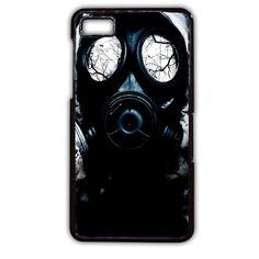 Gas Mask TATUM-4611 Blackberry Phonecase Cover For Blackberry Q10, Blackberry Z10