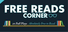 Read amazing full plays for FREE ! Free Reading, Plays, Theatre, Amazing, Top, Classroom, Games, Crop Tee, Blouses