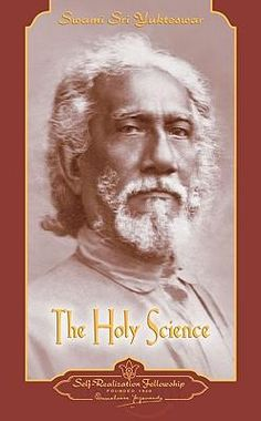 Sri Yukteswar, The Holy Science