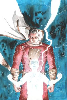Shazam, F.K.A Captain Marvel, is one of my favorite Superhero characters. There is so much potential for story there, but seldom has it been done truly well in modern times.