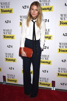 It's almost impossible not to lust after Dree Hemingway's simple style and the idea of looking a bit undone in a less-is-more kind of way. Hemingway sure knows a thing or two about how to excite us with her unique nonchalance that appears so crisp and classic. Having appeared on the IBDL a couple of years ago, she is yet another 2015 nominee.