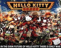 Hello Kitty 40K