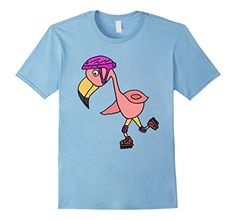 Men's Smiletodaytees Pink Flamingo Rollerblading Cartoon ... https://www.amazon.com/dp/B01J1IKYAW/ref=cm_sw_r_pi_dp_SRFLxbAB1D82V