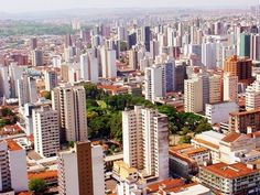 Ribeirao Preto, Sao Paulo Brazil. A great city to live in as a teenager.