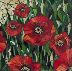 Poppy Mosaic.  For that coffee table I am getting!