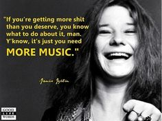 Community Post: 14 Quotes That Will Make You Fall In Love With Janis Joplin