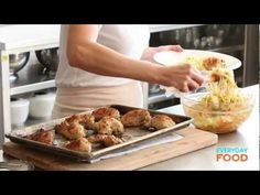 Buttermilk Chicken | Everyday Food with Sarah Carey