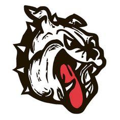 Mascot cool blowup georgia bulldog mascot i need this hairy dawg