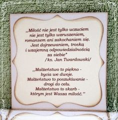 rubinowe gody (5) Romantic Love Messages, Motto, Good To Know, Words, Quotes, Gifts, Wedding, Audi A6, Scrapbooking