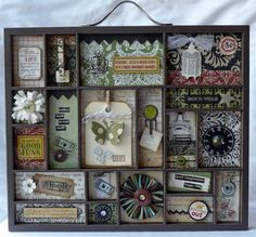 Altered printers tray