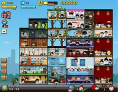 25 Highly Addictive Facebook Games