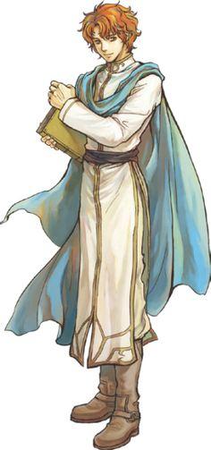 Artur - Fire Emblem: The Sacred Stones | #FireEmblem