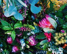 Farmers market florals | Justina Blakeney | VSCO Grid