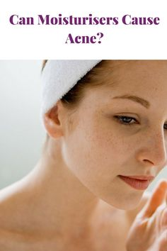 There has been vast research and articles on acne and what best helps keep it at bay. There are many different types of acne, and many different causes too, from hormones to diet and even weather conditions!  It's common knowledge that moisturising is essential for our skin. But can we use moisturisers on acne prone skin? Click through to learn more or repin for later.