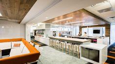 Inside Kraemer Design Group's sleek office space