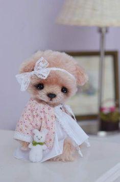Annie by By Natasha Dadykina | Bear Pile