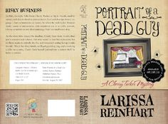 #Win a copy of #mystery Portrait of a Dead Guy by signing up for my newsletter between Aug 28-Sept 4, 2012.