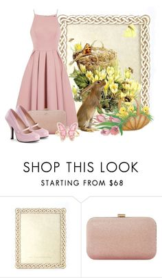 """Untitled #1494"" by janie-xox ❤ liked on Polyvore featuring Jay Strongwater, Chi Chi, Dune, Pinup Couture and Luna Skye"