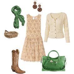 Southern girl, created by angela-harris-huddleston.polyvore.com