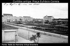 Praça Eufrásio Correia. 1915.