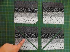 Resultado de imagen para tutorial patchwork tecnica seminole