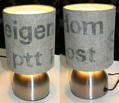 0 B Lamp Eigendom PTT Post