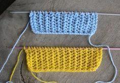 Vous avez été plusieurs à me demander comment j'ai fait mon fameux point turc dont vous avez entendu parler à plusieurs reprises à propos de mon étole. En fait, c'est simple, mais j'ai vu, sur le net, qu'il y avait plusieurs façons de le faire et surtout... Crochet Poncho, Knit Crochet, Crochet Hats, Tricot Simple, Knitting Stiches, Le Point, Stitch, Blog, Women