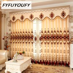 Blackout Window Curtains | Best Price luxury Embroidered Blackout curtains for the Livingroom French Window curtain for the bedroom shading curtains Window #Blackout #Window #Curtains #Best #Price #luxury #Embroidered #curtains #Livingroom #French #curtain #bedroom #shading
