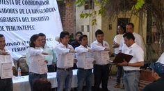 """REDACCIÓN"""" La Noticia con Verdad"""": Felipe Orozco Arriaga tomo protesta como Coordinad..."""