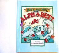 Have You Met the Alphabet a Vintage by lizandjaybooksnmore on Etsy