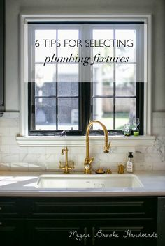 6 Tips for Selecting Plumbing Fixtures for Your Home