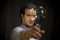 Interview with Jad Abumrad '95, co-host and creator of Radiolab.